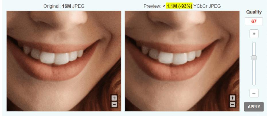 optimalizácia obrázkov