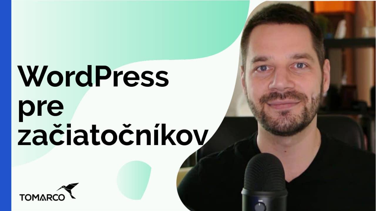 WordPress pre začiatočníkov (1)